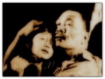 MEMORABILIA - Vi with Martin Marfil in Larawan ng Pag-Ibig 1964