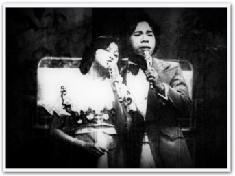 MEMORABILIA - Boy Mondragon and Winnie Santos