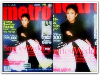 MEMORABILIA - Metro Magazine July 2000