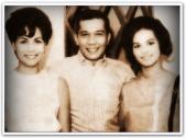 ARTICLES - Eddie Rodriguez, Lolita Rodriguez and Marlene Dauden