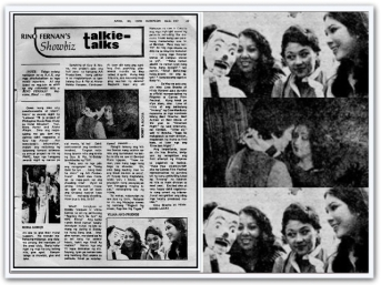 ARTICLES - Weekly Kampeon Komiks, April 30, 1978