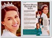 ARTICLES - Marian Rivera at Yes! Magazine Oct 2015