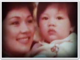 ARTICLES - Vi with Baby Luis Manzano