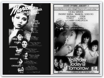 ARTICLES - Vi with Maricel Soriano