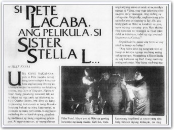 ARTICLES - Si Pete Lacaba (1)