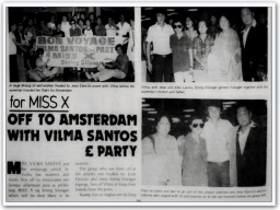 ARTICLES - Vi departs to Amsterdam for Miss X (1)
