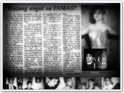 ARTICLES - FAMAS Walang Reklamo