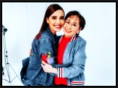 ARTICLES - Vi with Megan Young
